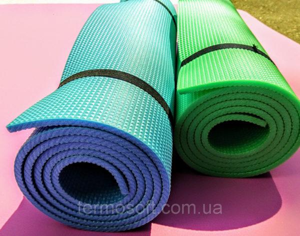 Коврик для спорта, йоги, фитнеса