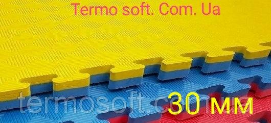 Модульное напольное покрытие для спортивных залов ТАТАМИ