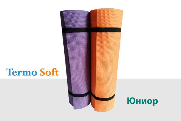 Спортивный коврик для фитнеса, йоги, гимнастики