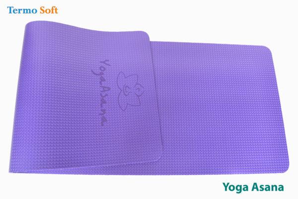 Спортивный коврик для йоги