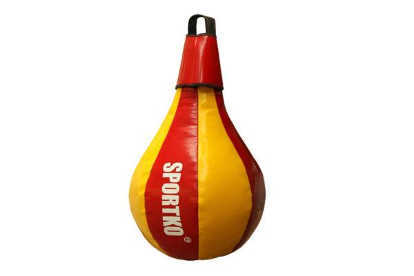 Боксерская каплевидная груша ПВХ (вес 8кг) ГП-1