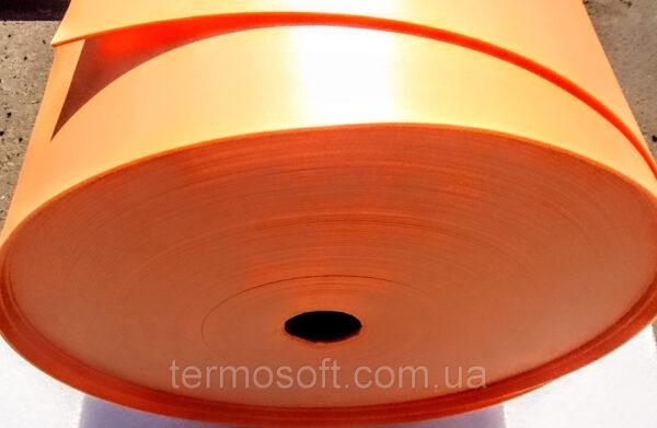 Цветной полиэтилен, Изолон ППЭ 3003;полотно-3мм ЧЕРНЫЙ.