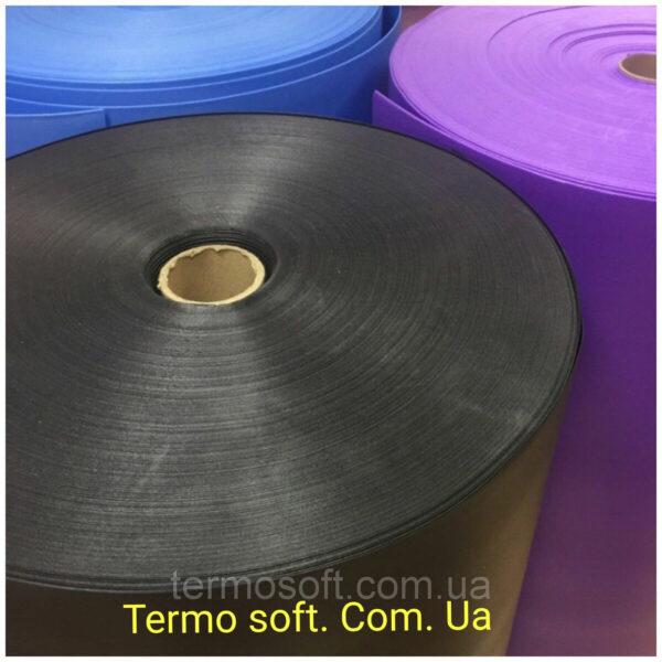 Цветной ИЗОЛОН для изготовления ростовых цветов ППЕ 3003 ( ЧЕРНЫЙ )