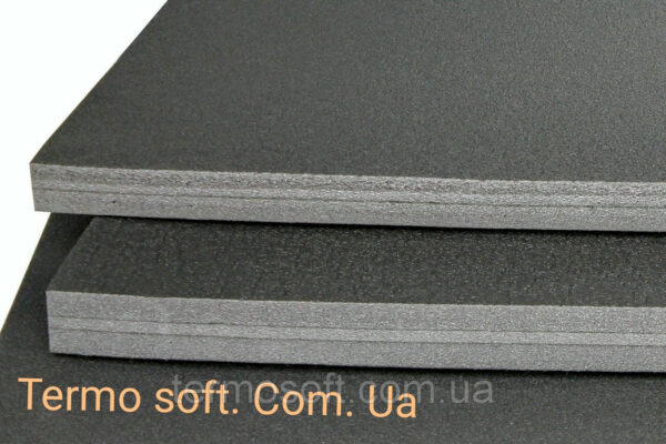 Теплоизоляционный и шумоизоляционный лист. Пенополиэтиен листовой Izolon Base 50. Изолон ППЭ НХ листовой-50мм.