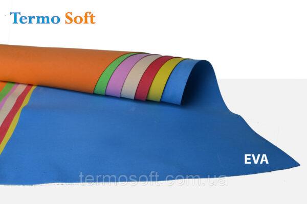 Фоамиран .Цветной Изолон , Цветные листы EVA 3075 ( ЭВА, фоамиран, фоам) цветной, листовой 2мм.ФИОЛЕТОВЫЙ.