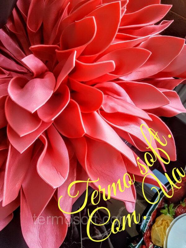 Изолон цветной для цветов. ППЭ 3002;полотно-2мм цветной СИРЕНЕВЫЙ.( Серо-фиолетовый ).