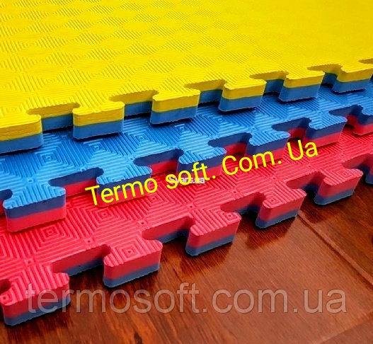 Напольное покрытие для спортивных залов ТАТАМИ