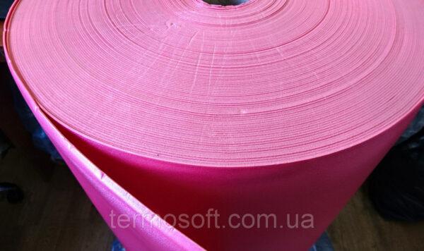 Цветной ИЗОЛОН для ростовых цветов  ППЕ 3002 ( ВИШНЯ )