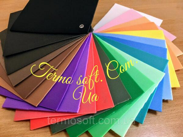Цветной Изолон для цветов ППЭ 3002;полотно-2мм цветной КАКАО.