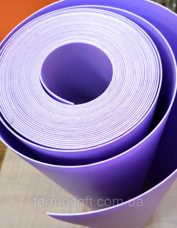Изолон цветной для изготовления цветов  ( СИРЕНЕВЫЙ ) ППЕ 3002мм