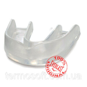 Капа Everlast SINGLE MOUTH GUARD 4405E