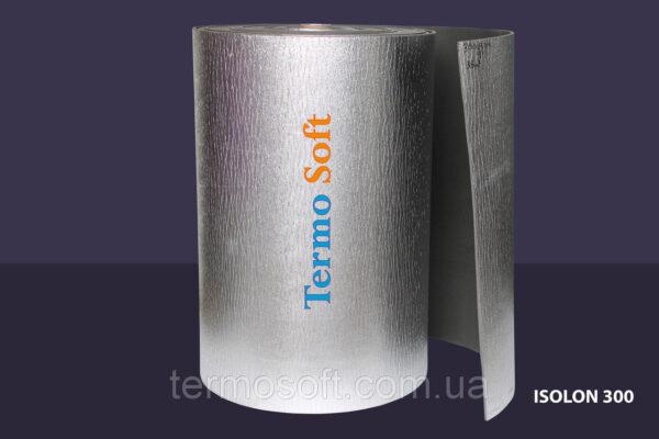 Фольгированный утеплитель. Вспененный полиэтилен ППЭ НХ фольгированный-4мм